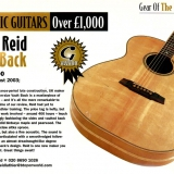 Gear of The Year, Acoustic Guitar of the year 2003