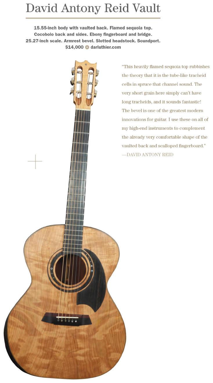 David antony reid luthier acoustic guitar magazine us pick guitar exchange interview 2016 sciox Gallery