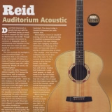 Auditorium Acoustic Review Guitar and Bass Magazine 2004