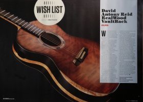 Guitarist Presents Acoustic VaultBack Review Spring 2014
