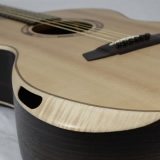 Auditorium Acoustic Guitar Chamfered Shoulder