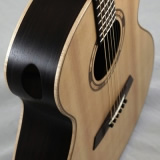 Auditorium Acoustic Guitar Realwood Auiditorium Shoulders