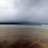 Stormy Beach South Uist