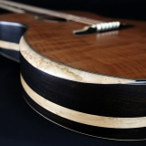 Acoustic Guitar Details Bevel