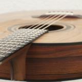 Acoustic Guitar Details Fingerboard