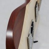 Acoustic Guitar Details Realwood Electric Hybrid Chamfer Detail
