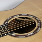 Acoustic Guitar Details Soundhole Guitar5