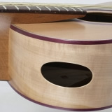 Acoustic Guitar Details The Gent Cantilever Neck
