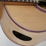Acoustic Guitar Details The Gent Left Bout Detail