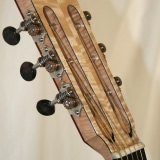 Guitar Heads and Tuners Rose Headstock