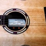 Acoustic Guitar Sound Hole Bearclaw Auditorium