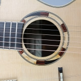 Acoustic Guitar Sound Hole Combolin Rossette