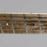 Hybrid Electric Guitar Birdseye Maple Fingerboard