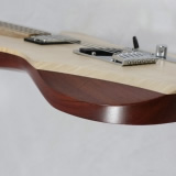 Hybrid Electric Guitar Chamfer Detail