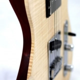 Hybrid Electric Guitar Chamfer Profile