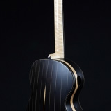 Vaultback Acoustic Guitar African Blackwood Right Profile
