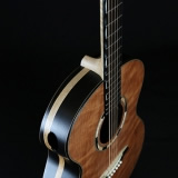 Vaultback Acoustic Guitar Blackwood Scalloping