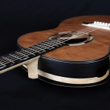 Vaultback Acoustic Guitar Layed 2