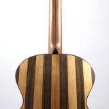 Vaultback Acoustic Guitar Walnut And Cherry Back