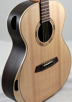 David Antony Reid, Auditorium Acoustic Guitar