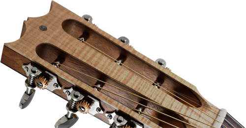 Realwood Headstock